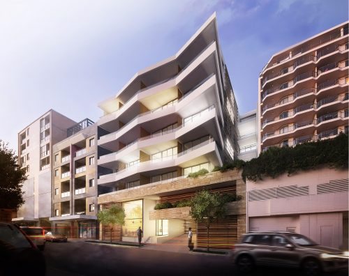 Marchese Partners Maroubra apartments
