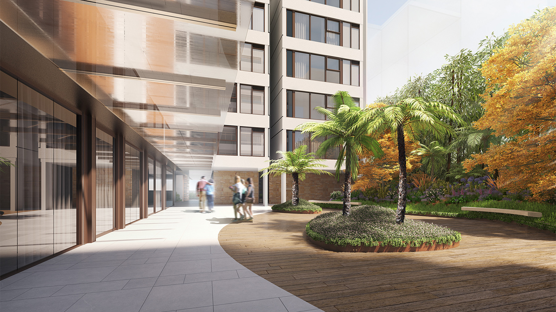 Marchese Partners Maroubra luxury apartments