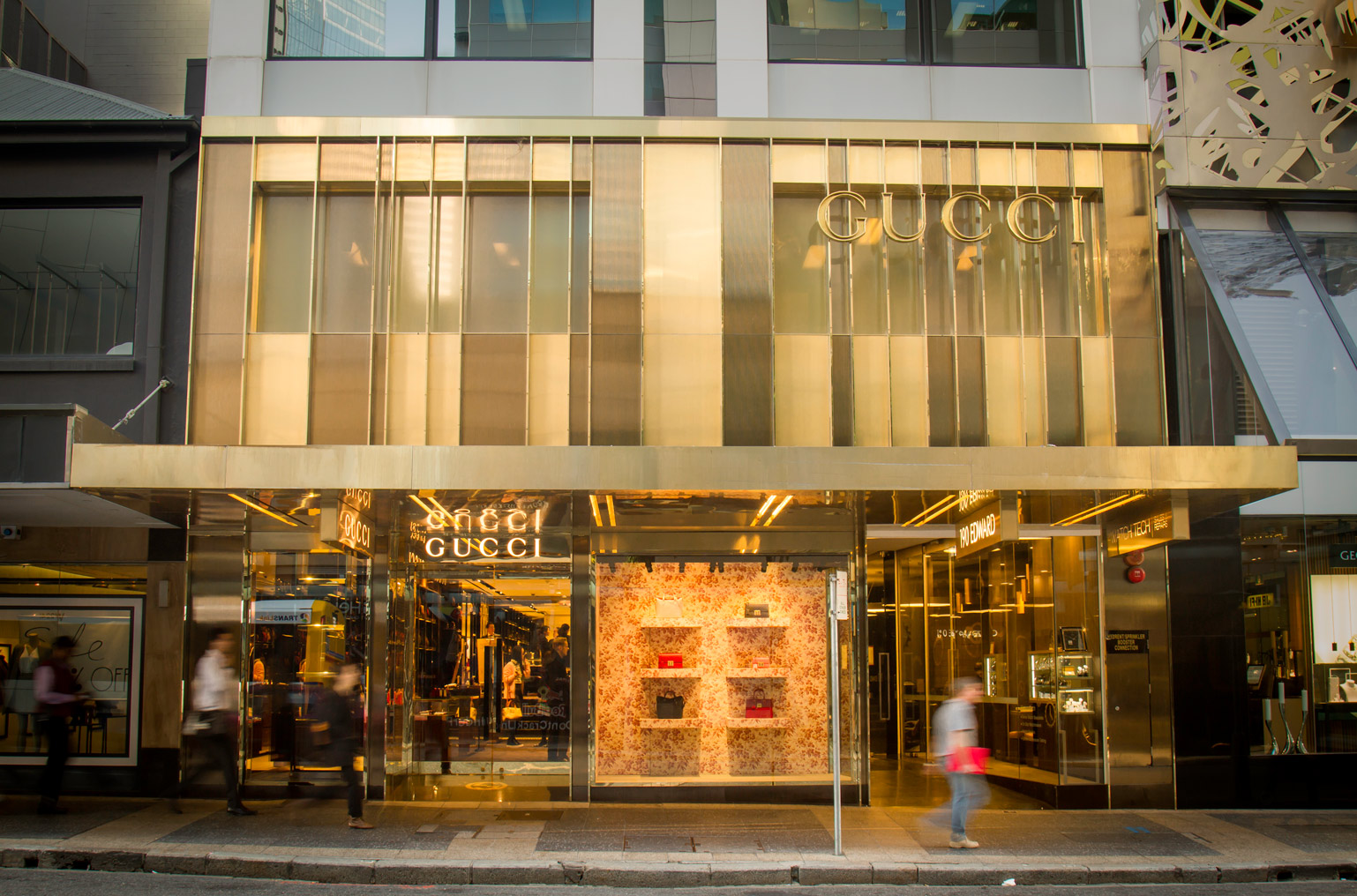 Gucci Flagship Store Marchese Partners